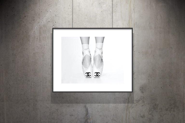 Empty white isolated frame